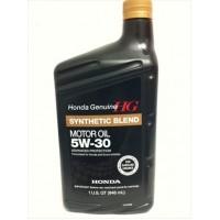 масло моторное 5W30 Honda 1 литр