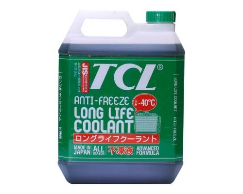 антифриз 4 литра (зеленый)