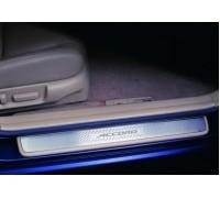 1453, отделка порога двери светлый салон, , 7 800 р., 08F05-SEA-620, Honda Motor Co., АКСЕССУАРЫ