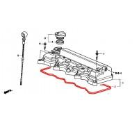 465, прокладка клапанной крышки, , 1 200 р., 12341-RNA-A01, Honda Motor Co., ДЕТАЛИ ДВИГАТЕЛЯ