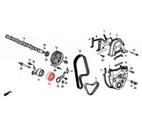482, ролик балансного вала Honda, , 690 р., 13404-PT0-004, IBERIS, ЗАПЧАСТИ ДЛЯ ЗАМЕНЫ ГРМ