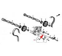 504, гидронатяжитель, , 8 100 р., 14520-P8B-J01, Honda Motor Co., РЕМНИ РОЛИКИ САЛЬНИКИ
