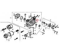 517, прокладка масляного насоса Honda, , 450 р., 15114-PT0-003, Honda Motor Co., ПРОКЛАДКИ ДВИГАТЕЛЯ