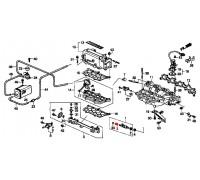 540, прокладка форсунки инжектора, , 330 р., 16473-PD6-000, Honda Motor Co., ДЕТАЛИ ДВИГАТЕЛЯ