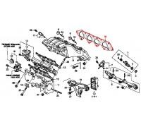 554, прокладка впускного коллектора, , 1 890 р., 17105-P72-004, Honda Motor Co., ПРОКЛАДКИ ДВИГАТЕЛЯ