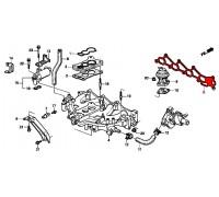 560, прокладка впускного коллектора Honda, , 870 р., 17105-PT0-014, Honda Motor Co., ПРОКЛАДКИ ДВИГАТЕЛЯ