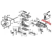 561, прокладка впускного коллектора, , 990 р., 17105-PT2-014, Honda Motor Co., ПРОКЛАДКИ ДВИГАТЕЛЯ