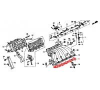 563, прокладка впускного коллектора, , 690 р., 17105-PV1-003, THG, ПРОКЛАДКИ ДВИГАТЕЛЯ