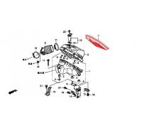 584, фильтр воздушный, , 1 399 р., 17220-RZP-G00, Honda Motor Co., ЗАПЧАСТИ ДЛЯ ТО