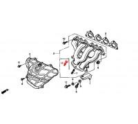 925, шпилька коллектора, , 480 р., 18107-P3F-A00, Honda Motor Co., ВЫХЛОПНАЯ СИСТЕМА