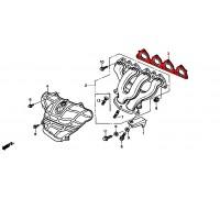 597, прокладка выпускного коллектора, , 390 р., 18115-P3F-003, STONE, ПРОКЛАДКИ ДВИГАТЕЛЯ