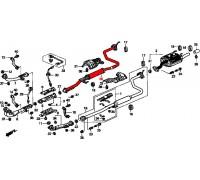 640, резонатор выхлопной системы для двиг D15, , 1 980 р., 20-48, FERROZ, ВЫХЛОПНАЯ СИСТЕМА