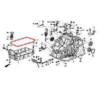 680, прокладка CVT, , 799 р., 21814-P4V-000, Honda Motor Co., ПРОКЛАДКИ