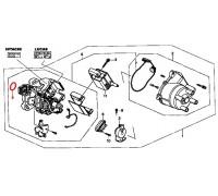 714, уплотнитель трамблёра, , 240 р., 30110-P45-G01, Honda Motor Co., ПРОКЛАДКИ ДВИГАТЕЛЯ