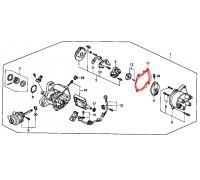 717, прокладка для крышки трамблера Honda, , 480 р., 30132-PT0-005, Honda Motor Co., ЭЛЕКТРИКА И ЗАЖИГАНИЕ