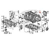 406, датчик детонации, , 2 490 р., 30530-RNA-A01, Honda Motor Co., ДЕТАЛИ ДВИГАТЕЛЯ
