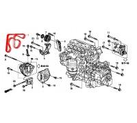 112, приводной ремень, , 3 450 р., 31110-RL2-G01, Honda Motor Co., ДЕТАЛИ ДВИГАТЕЛЯ