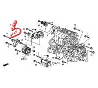 111, приводной ремень, , 3 450 р., 31110-RL5-A01, Honda Motor Co., ДЕТАЛИ ДВИГАТЕЛЯ