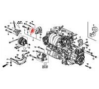 2021, ролик приводного ремня, , 2 250 р., 31180-RAA-A01, Honda Motor Co., ДЕТАЛИ ДВИГАТЕЛЯ