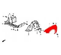 315, крыло переднее левое с отв под повторитель 01-03 гг, , 2 390 р., 60261-S5H-T00ZZ, TAY, ЖЕЛЕЗО И ВНЕШНИЙ ПЛАСТИК