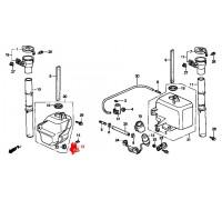 754, моторчик омывателя лобового стекла, , 990 р., 38512-SB0-J01, EEP, МОТОРЧИК СТЕКЛООМЫВАТЕЛЯ