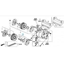 муфта электромагнитная компрессора кондиционера