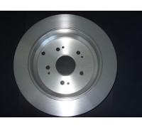1796, диск тормозной задний, , 2 100 р., 42510-ST7-R00BP, BLUE PRINT, ЗАДНЯЯ ОСЬ