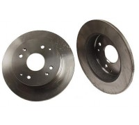 1208, диск тормозной задний, , 2 400 р., 42510-SM4-950PAT, PATRON, ЗАДНЯЯ ОСЬ