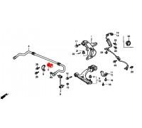 17, втулка переднего стабилизатора подвесная, , 200 р., 51306-S2J-951, MASUMA, ВТУЛКИ И САЙЛЕНТБЛОКИ