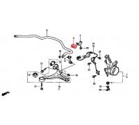 63, втулка переднего стабилизатора подвесная, , 450 р., 51306-S6M-005, Honda Motor Co., ВТУЛКИ И САЙЛЕНТБЛОКИ