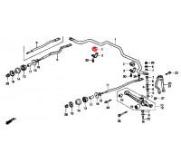 86, втулка переднего стабилизатора подвесная, , 630 р., 51306-SL4-J00, Honda Motor Co., ВТУЛКИ И САЙЛЕНТБЛОКИ