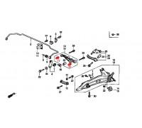 934, с/блок заднего нижнего поперечного большого рычага, , 990 р., 52365-SH3-000, Honda Motor Co., ВТУЛКИ И САЙЛЕНТБЛОКИ