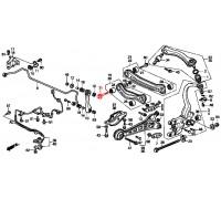 950, болт сход-развала, , 690 р., 52387-SE0-023, Honda Motor Co., ЗАДНЯЯ ОСЬ
