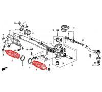 2041, пыльник рулевой рейки, , 840 р., 53534-SED-G01, LEMFORDER, РУЛЕВОЕ УПРАВЛЕНИЕ