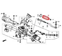 1595, пыльник рулевой рейки правый, , 1 080 р., 53534-SJK-003, FEBEST, РУЛЕВОЕ УПРАВЛЕНИЕ