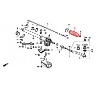 1009, пыльник рулевой рейки, , 390 р., 53534-SL4-J01, PATRON, РУЛЕВОЕ УПРАВЛЕНИЕ