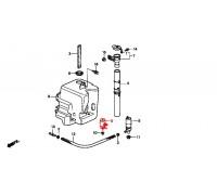 1202, моторчик омывателя лобового стекла, , 9 999 р., 76806-SN7-E05, Honda Motor Co., МОТОРЧИК СТЕКЛООМЫВАТЕЛЯ