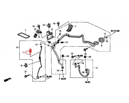 датчик давления кондиционера
