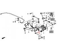 1621, болт рычага задней подвески, , 490 р., 90173-S84-A00, Honda Motor Co., ЗАДНЯЯ ОСЬ
