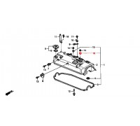 1307, прокладки болтов клапанной крышки, , 480 р., 90441-P64-000, Honda Motor Co., ПРОКЛАДКИ ДВИГАТЕЛЯ