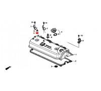 1311, прокладки болтов клапанной крышки, , 630 р., 90441-PT0-000, FEBEST, ПРОКЛАДКИ ДВИГАТЕЛЯ