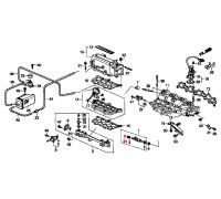 1446, прокладка форсунки инжектора, , 210 р., 16074-ZY3-000, Honda Motor Co., ДЕТАЛИ ДВИГАТЕЛЯ