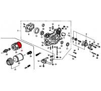 1378, прокладка маслоохладителя Honda, , 300 р., 91316-PT6-003, Honda Motor Co., ПРОКЛАДКИ ДВИГАТЕЛЯ