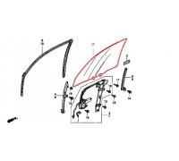 1071, стекло переднее правое, , 4 800 р., 73300-S04-J01, Honda Motor Co., СТЕКЛА