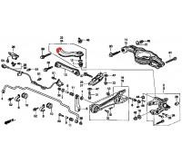 1942, с/блок заднего верхнего рычага, , 660 р., 52390-SX0-013SB, FEBEST, ВТУЛКИ И САЙЛЕНТБЛОКИ