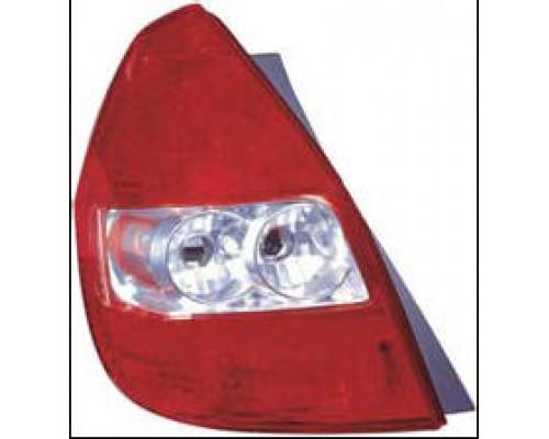 фонарь внешний левый (на 4 лампочки)