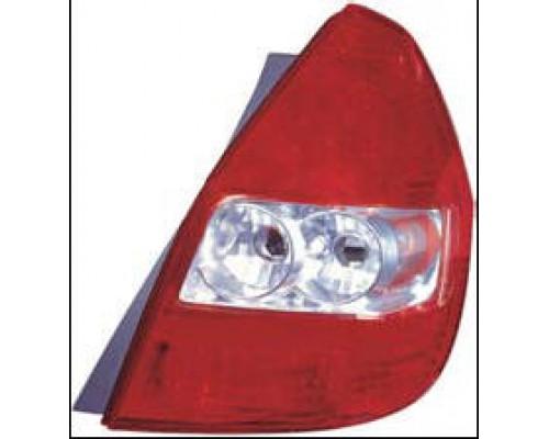 фонарь внешний правый (на 4 лампочки)
