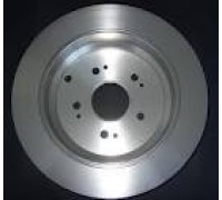 1782, диск тормозной задний, , 3 390 р., 42510-SCV-A00NAK, NAKAYAMA, ЗАДНЯЯ ОСЬ