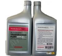 1052, масло в автоматическую коробку передач ATF 1 литр, , 899 р., 08200-9001, Honda Motor Co., ЗАПЧАСТИ ДЛЯ ТО