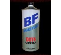 жидкость тормозная DOT4, 0,5 л.
